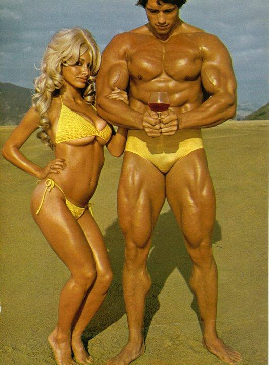 arnold schwarzenegger grafico dieta bodybuilding