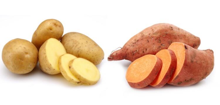 meglio patate o patate dolci