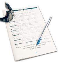 diario di allenamento