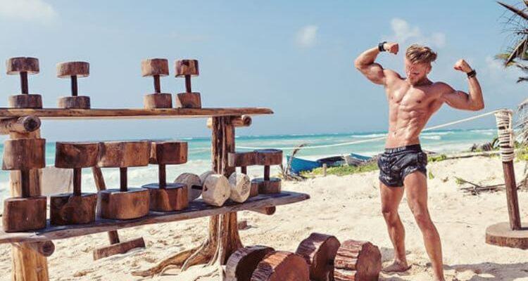 Massa muscolare in estate