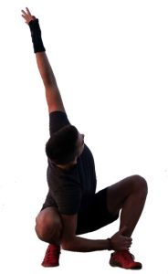 stretching dinamico schiena