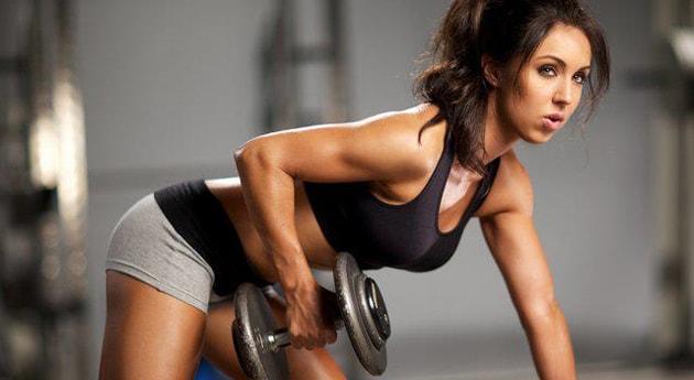 allenamento in palestra per dimagrire donne