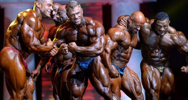 Bodybuilder professionisti : guardare ma non copiare