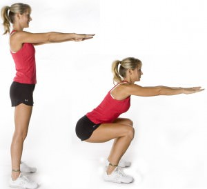 Perchè mi fanno male le gambe il giorno dopo gli squat?