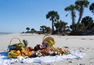 dieta fitness e vacanza