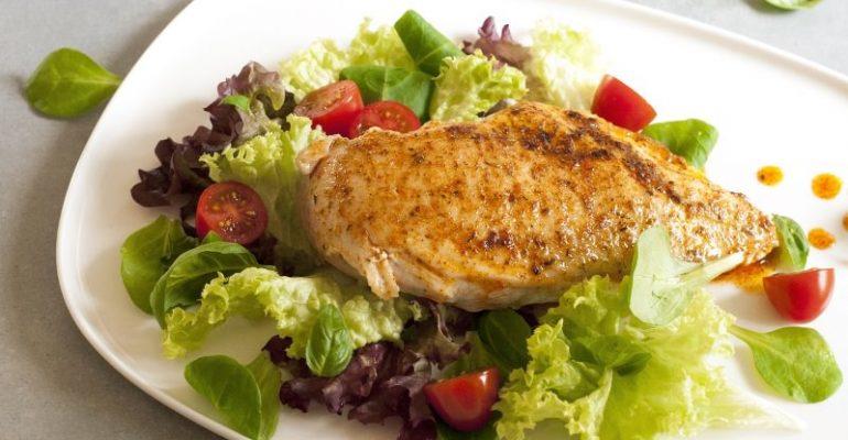 costruzione di una dieta alimentare cruda muscolare