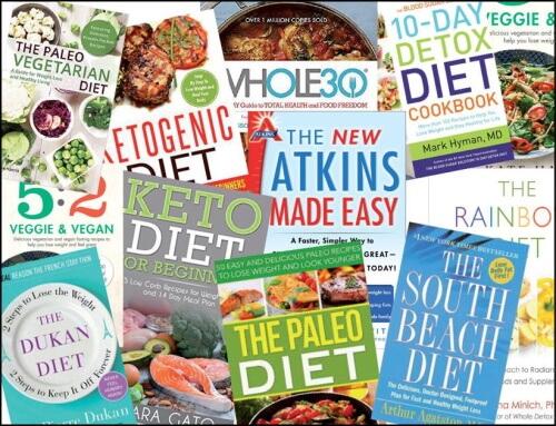 quante diete esistono